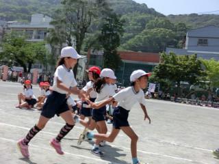 14.5.29熱海市立第二小学校第66回運動会④