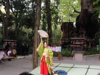14.5.5平成26年度来宮神社大楠祭①