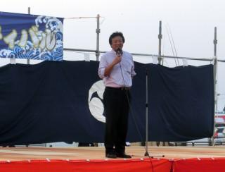 14.7.21渡辺周衆議院議員挨拶①