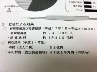 14.7.24民主党静岡政調研修視察③