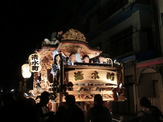 14.7.15平成26年度熱海こがし祭り山車コンクール③