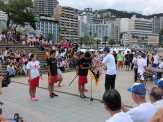 14.8.4第67回初島・熱海間団体競泳大会⑦