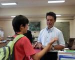 14.8.5ふれあい親子県議会教室⑤